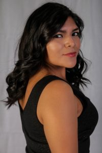 Miss GWU Pageant Contestant, Noemi Pascual