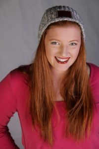 Kaitlyn Sparks - Miss GWU Pageant Contestant
